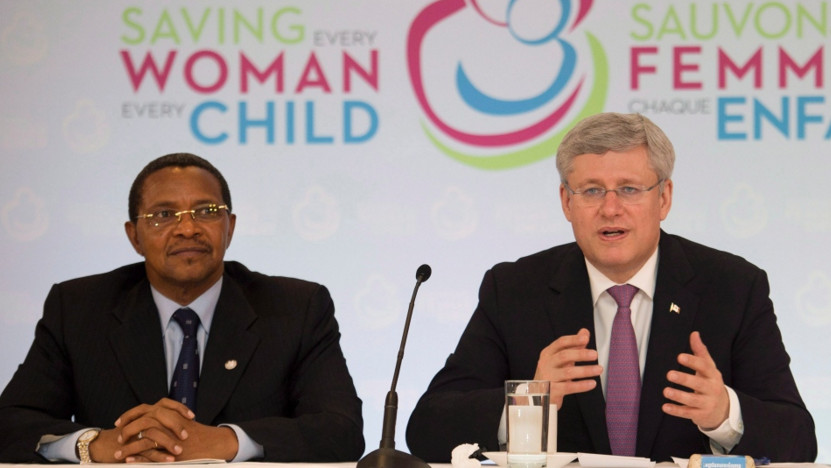 Canadian Expertise Saving the Lives of Mothers, Newborns and Children Around the World